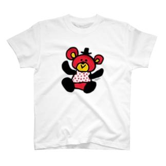 くまタロウ T-shirts