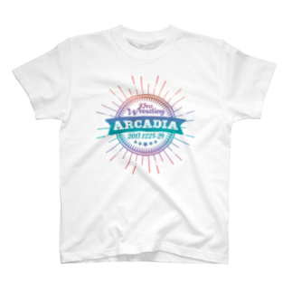 HAKO NO KIMAGUREのPRO WRESTLING ARCADIA T-shirts