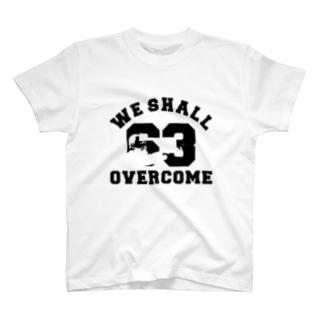WE SHALL OVERCOME T-shirts