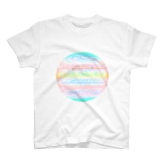 Jupiter planète T-shirts