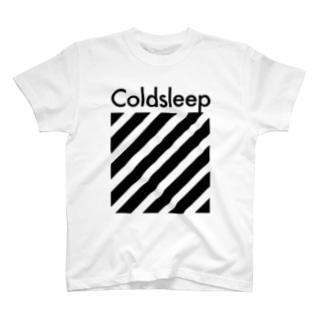 コールドスリープ T-shirts