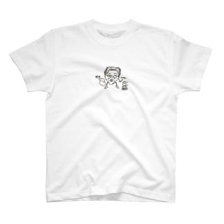 伊藤純兵衛 T-shirts