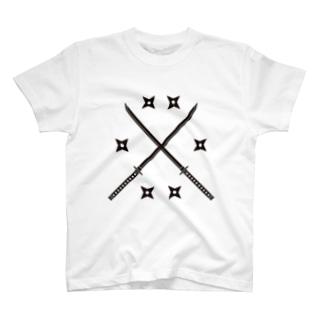 武器 T-shirts