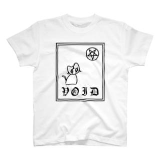ねこVOID T-shirts