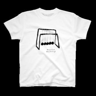 明季 aki_ishibashiの●●●● T-shirts