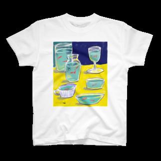 いすやますみえのきんぎょ T-shirts