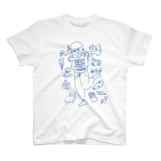 ギルTシャツ T-shirts