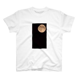 満月 T-shirts