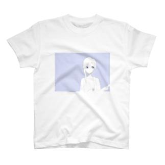 【カナ】ぱーぷるへいず T-shirts