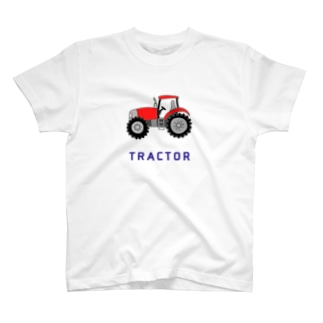 トラクター T-Shirt