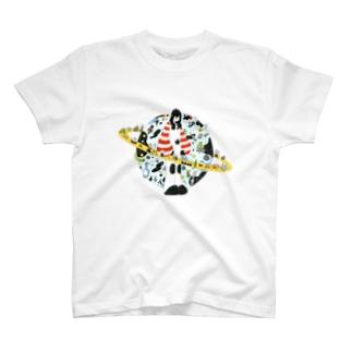 楽しい宇宙 T-shirts