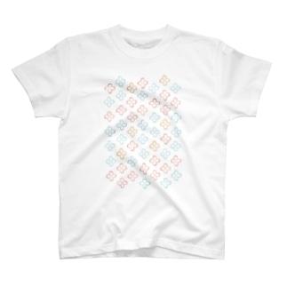 結び目 T-shirts