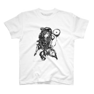 当面 T-shirts