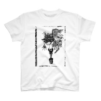 whyの釈然に次ぐ T-shirts