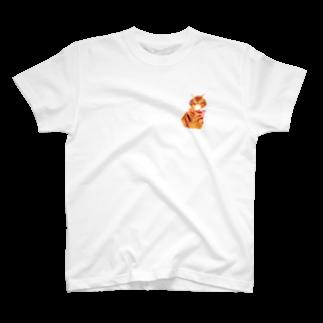 おにくのおのらさん Tシャツ