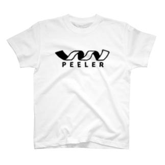 PEELER - 03 Tシャツ