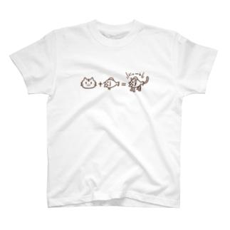 にゃん定式 T-shirts