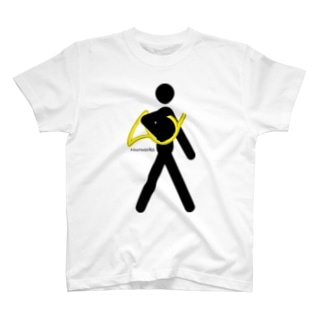 The Walking Hornist w/o Logo T-shirts
