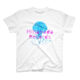 ミハナダ Tシャツ