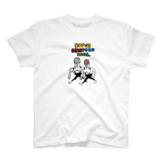 ちんぽこブラザーズ T-shirts