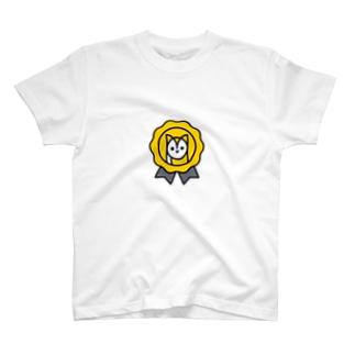 YUKICHI ROSETTE Tシャツ
