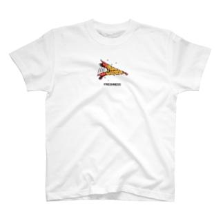 元気なエビフライ T-shirts