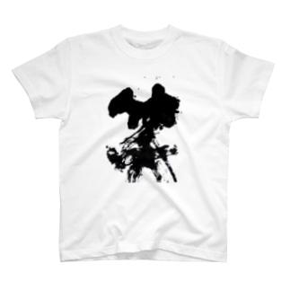 笑う書 #02 T-shirts