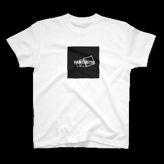 晴田書店のFANTASTIC T-shirts