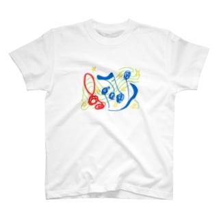 みゅ~じっくスター☆ T-shirts