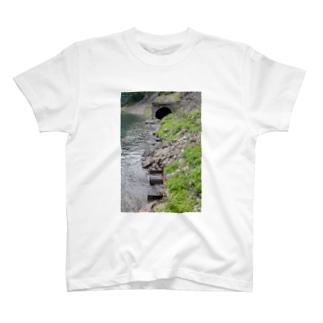 廃線 その1 T-shirts