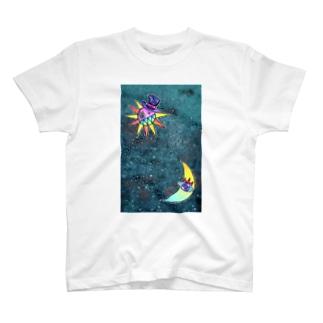 冬の星空 T-shirts