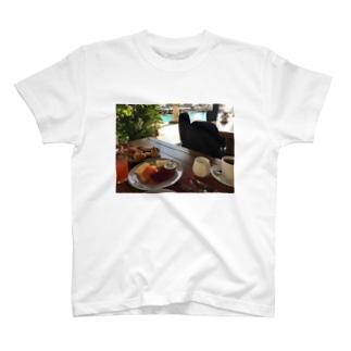 朝食T T-shirts