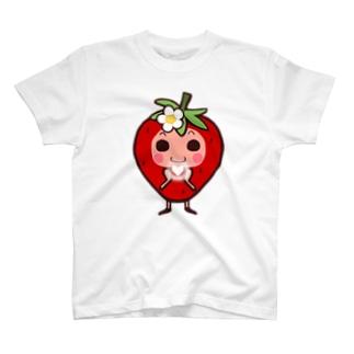 いちご🍓 T-shirts