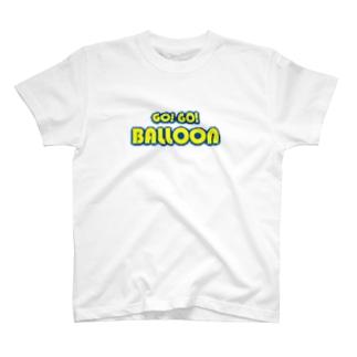 ゴーゴーバルーン用 T-shirts