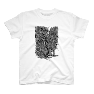 Thunder Fox / 雷狐 T-shirts