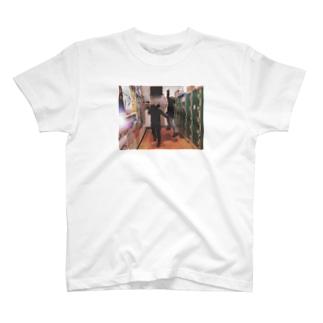 更なる高みへ   vol.1 T-shirts