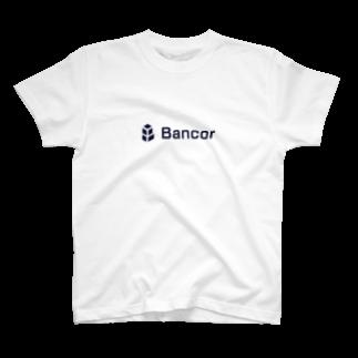 暗号資産【仮想通貨】グッズ(Tシャツ)専門店の仮想通貨 Bancor T-shirts