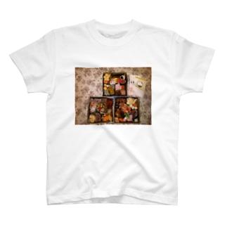 お節料理 T-shirts