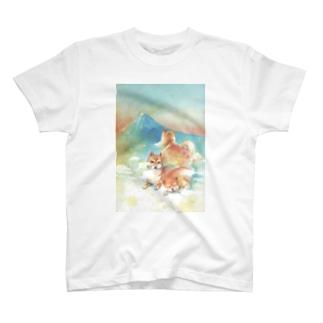 いぬぐも T-shirts