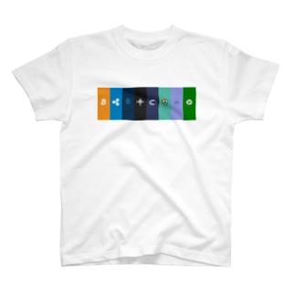 仮想通貨 T-shirts