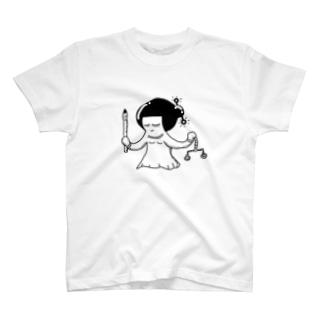 暗黒電波神 T-shirts