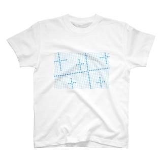 シンプルドット T-shirts
