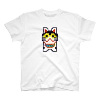 ドットドッグ T-shirts