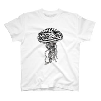 マーシャンドット T-shirts