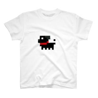 パグ式会社でやってます T-shirts
