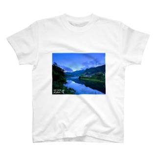 We Love Asahi(矢作川) T-shirts