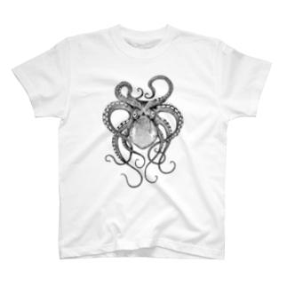 マダコ T-shirts