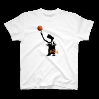 エリータスバスケットボールのE.T. Parody T-shirts