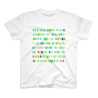 Color Bars T-shirts