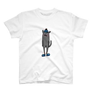アニマルうぇんうぇんシリーズ T-shirts